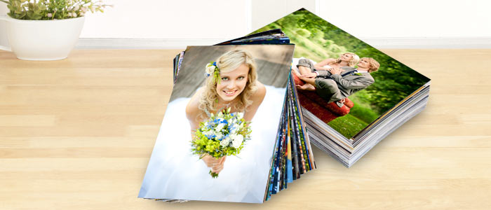 Print pictures of your wedding day, Mailpix offers cheap photo prints for your special occasion