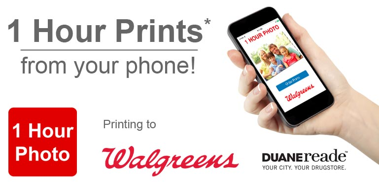 Once you've downloaded the Walgreens iPhone app, you can easily print images from your device using your iPhone.. Enter the Walgreens App. Tap the Photo icon. Tap Prints. Click on the Device icon. Select the images that you want to print. Click Next.; For each image, adjust the quantity you would like to order.