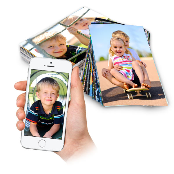 Photo Prints and Enlargements taken from your digital camera or phone