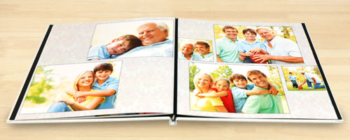 Dazzle your friends and guests with a quality photo book that featurings lay flat pages