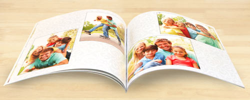 Perfect for any occasion, a custom soft cover photo book is a great way to tell your story