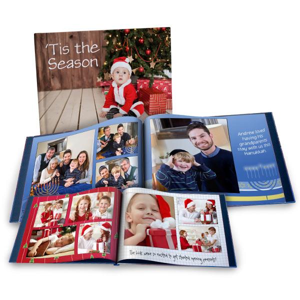 Custom Hardcover Photo Books