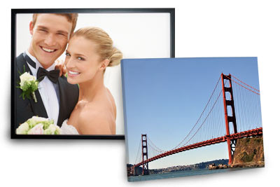 Canvas, Framed Canvas, photo collage canvas and more, MailPix is your Canvas print headquarters