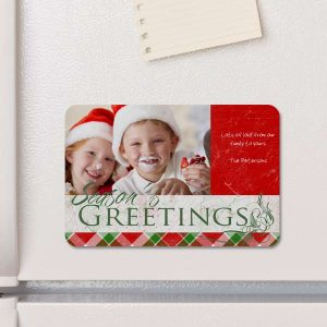 Add character to your fridge and print your favorite photos with our custom magnetic photo prints.