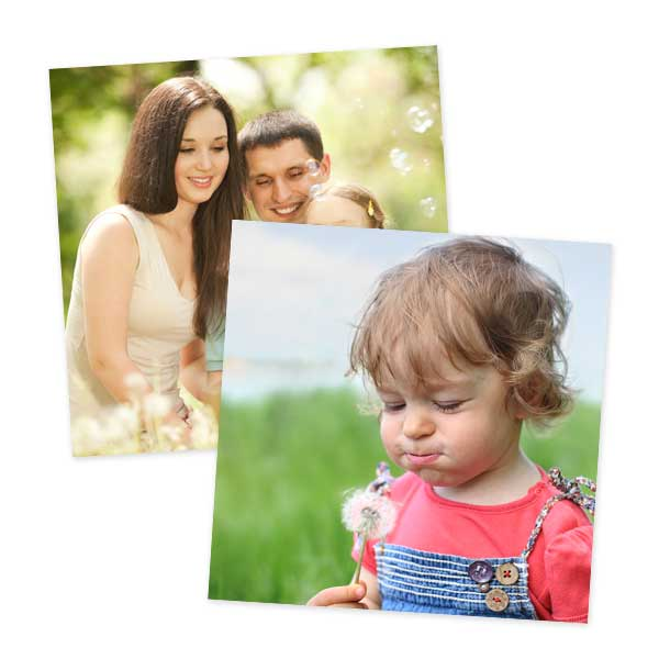 Our quality 8x8 prints are perfect for showing off your best square and Instagram photos.