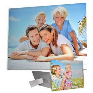 Accentuate your wall decor with a stunning aluminum photo panel print.