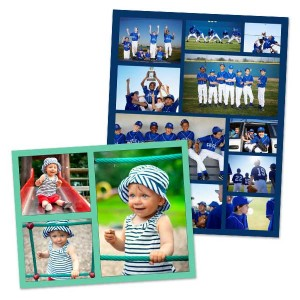Add a splash of color to any wall with our high quality custom photo posters and enlargements.