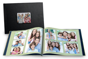 MailPix leather photo books are elegant and perfect for your everyday photos.  Tell your story with pictures in a leather album.