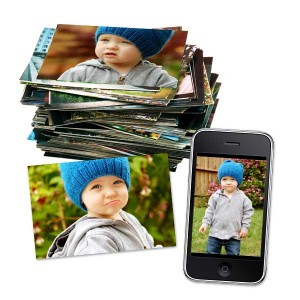 Print your favorite iPhone photos in minutes.