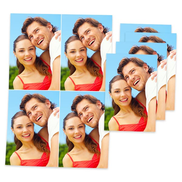 Pack Of 4 Wallet Size Photos Perfect For Sharing Mailpix