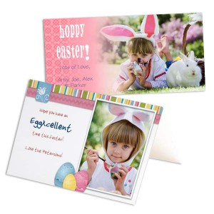 Upload a photo and create the perfect Easter card to share with your loved ones.