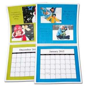 Large Personalized Photo Wall Calendars