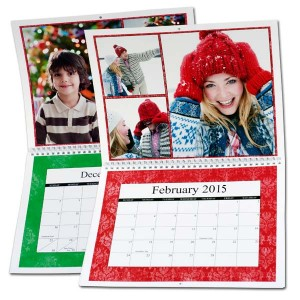 Create Custom Photo Calendars with Custom Dates