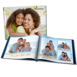 Custom Book with Personalized Hard Cover