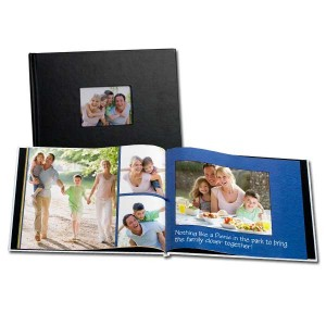 Personalized Window Photo Books and Photo Albums