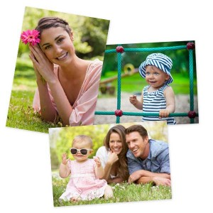 Choose from our wide range photo sizes for the perfect aspect ratio and minimal cropping.