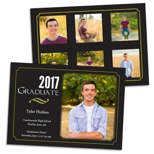 Prep for your graduate with custom graduation announcements for class of 2017
