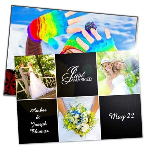 MailPix offers cheap photo Valentine cards personalized.