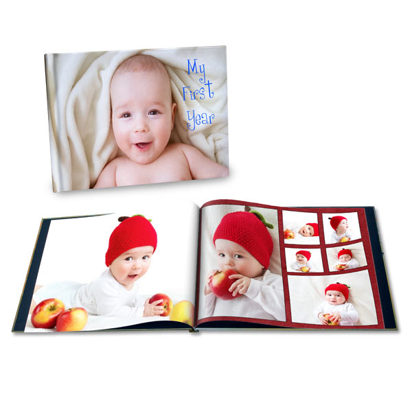 Photo Books are the best way to remember your baby's first years