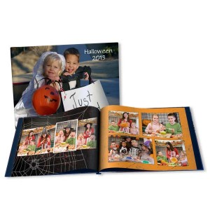 Perfect for your Trick Or Treat photos, our custom Halloween books are guaranteed to please.