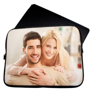 MailPix is where you can design your own laptop sleeve that's cute and versatile.