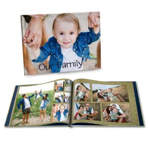 Our everyday photo albums are perfect for showing off all your photos together, from family vacations to holiday celebrations.