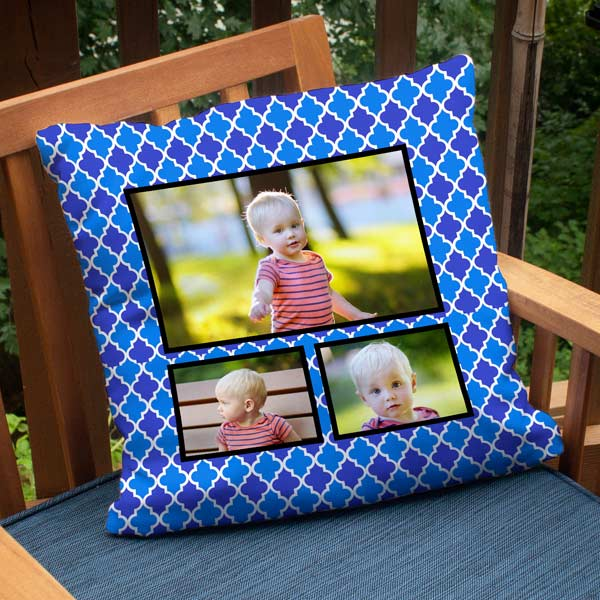 Personalized Pillows designed for your outdoor space