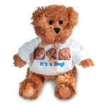 MailPix offers cute and cuddly customizable teddy bears