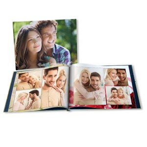 Make a romantic album this Valentines Day with our fully customized Valentines photo book.
