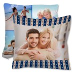MailPix is proud to introduce fully customizable 18x18 inch burlap throw pillows.