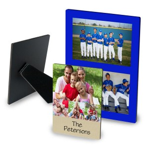 MailPix offers unique and chic custom photo plaques for homes and offices.