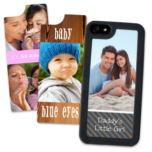 Create your cute iPhone cases because MailPix offers awesome iPhone 5s cases