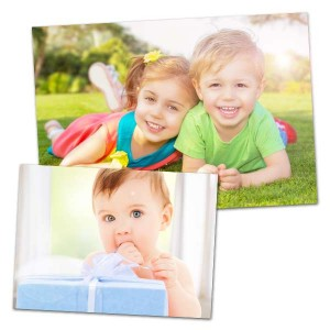MailPix offers Metallic Prints in smaller sizes and photo enlargements.
