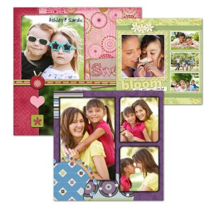 Add your own twist to your scrapbook with our custom printed scrapbook prints.