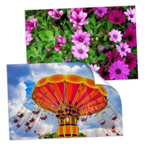 Printing your photos on our fine art prints is sure to add a elegant look to your wall decor.