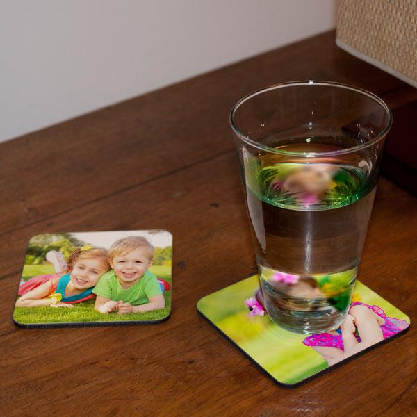 Custom Photo Coasters Image 3