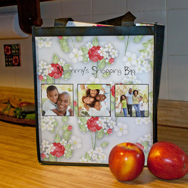 Personalized Grocery Bags Image 3