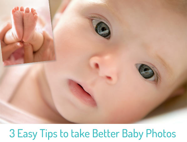 Tips for Better Baby Photos - Video