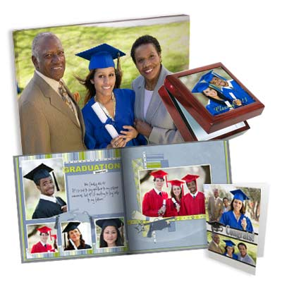 Have a grad in your life? We have a range of custom photo products for the perfect gift!