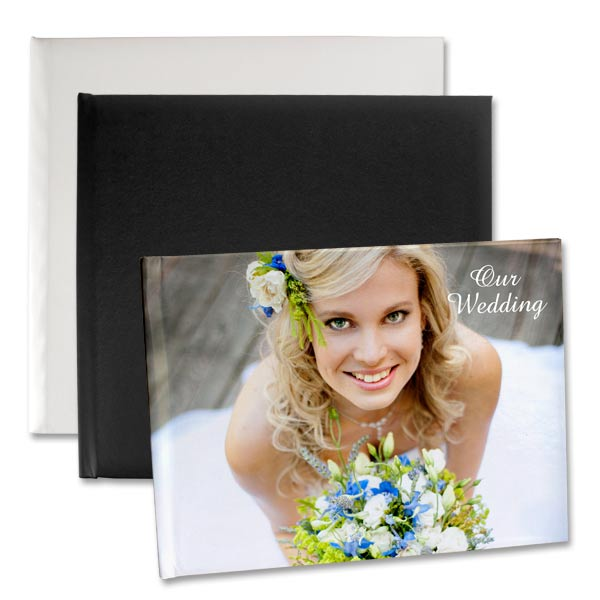 Our large photo books are perfect for display on your coffee table and showcase your best memories.