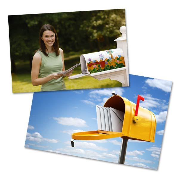 Place an order online and receive stunning prints via mail to frame or add to your own memory album.