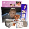 Customize a gift basket for a new baby has never been easier when shopping with MailPix.