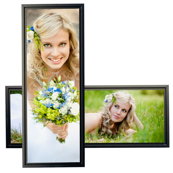 Show off a stunning landscape or vertical image with our panoramic photo canvas.