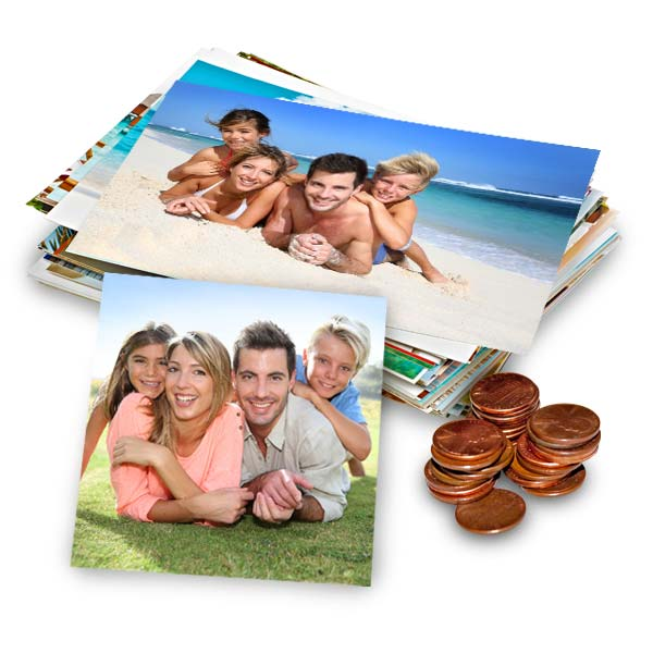 Order prints from MailPix for only Pennies with one cent 4x6 prints