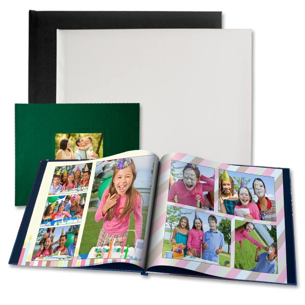 Relive your cherished memories and personalize your own album with your best photos.