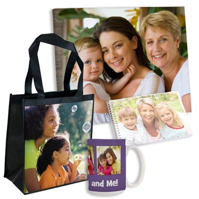 Show you love this Mother's Day and choose from our large collection of Mother's Day photo gifts.