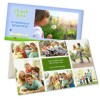 Welcome spring and send a special greeting with a spring photo card