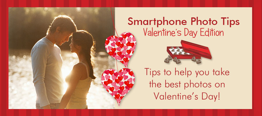 Tips to help you take the best photos on Valentines Day