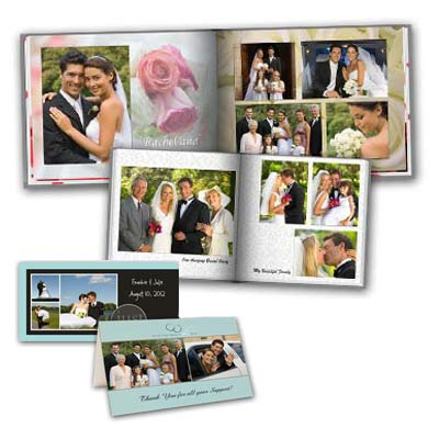 From wedding gifts to invitations and thank you cards, MailPix has all your wedding day needs.