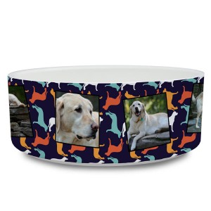 Custom Pet food dishes for Cats and Dogs